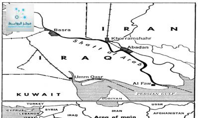 معاهدات واتفاقيات في جذور النزاع على شط العرب بين العراق وإيران الى هذه اللحظة..