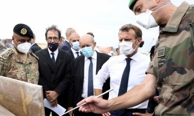 لودريان يحرك فرصة أخيرة للمبادرة الفرنسية في ظل فتور مع الحريري