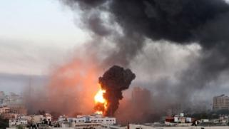 عشرات القتلى في تصعيد عسكري متبادل بين إسرائيل وفصائل فلسطينية مسلحة