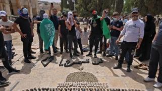 """""""القدس""""… ترمومتر القضية الفلسطينية"""
