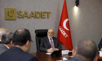تقارب الإخوان وحزب السعادة محاولة للإيهام بوجود أزمة مع أردوغان