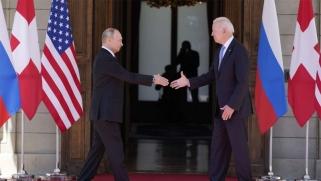 لقاء بوتين بايدن فرصة لالتقاط الأنفاس لا أكثر