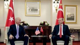 لقاء بايدن وأردوغان لن يحسم الخلافات المتنامية بين أنقرة وواشنطن