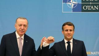 حذر فرنسي من وعود تركيا بتغيير سلوكها العدواني في المنطقة