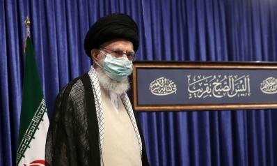خامنئي خليفة خامنئي في انتخابات إيران