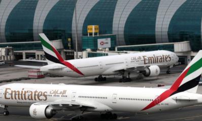 لأول مرة منذ 3 عقود.. طيران الإمارات تسجل 5.5 مليارات دولار خسائر سنوية