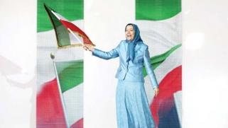 """مريم رجوي لـ""""العرب"""": كل المرشحين للرئاسة الإيرانية متفقون على تصدير الإرهاب"""