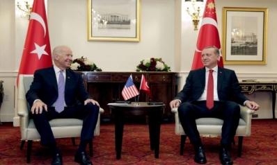 في قمة بايدن- أردوغان المصافحة مهمة فهل ستكون بداية لتعاون أم عداء؟