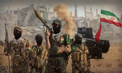 حروب إيران في المشرق العربي