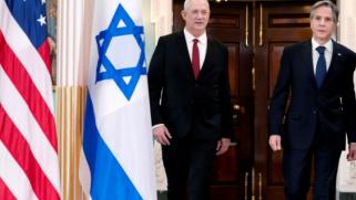 غانتس يلتقي مسؤولين أميركيين وواشنطن تجدد التزامها بتفوق إسرائيل العسكري