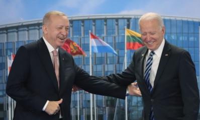 سلسلة من القمم الثنائية المهمة والصعبة بين أردوغان وكبار الناتو