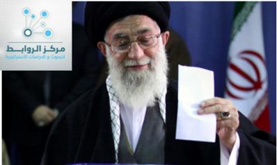 الإنتخابات الإيرانية ومؤسسة ولاية الفقيه.