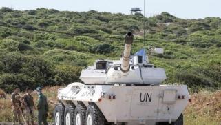 قصف مدفعي إسرائيلي على لبنان ردا على إطلاق صاروخين