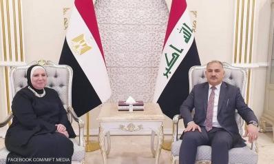 وفد مصري يزور العراق لاستكشاف فرص الاستثمار