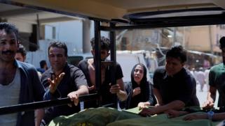 العراق.. أعداد ضحايا حريق مستشفى الناصرية في ارتفاع والاحتجاجات الشعبية تتصاعد