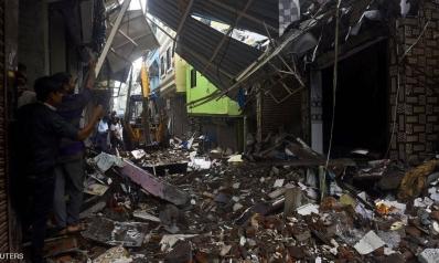 الهند.. 125 قتيلا جراء الفيضانات والانهيارات الأرضية