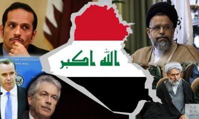 تحركات دبلوماسية في بغداد تحدد مستقبل المنطقة
