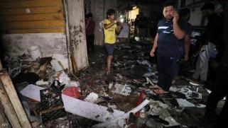 هجوم دام يهز بغداد عشية العيد.. وداعش يعلن مسؤوليته
