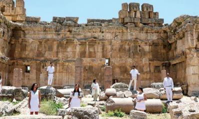 القلعة الرومانية تفتح أبوابها مجدداً لـ«مهرجانات بعلبك»