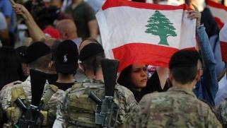 رهان غربي على دور فاعل للجيش في إنقاذ لبنان دون استلام السلطة