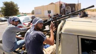 كيف حاولت الميليشيات توريط الجيش الليبي في خرق إطلاق