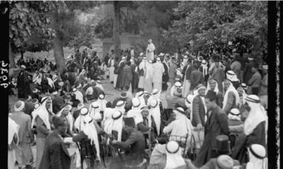 إضراب فلسطين 1936: تاريخ من النضال الشعبي