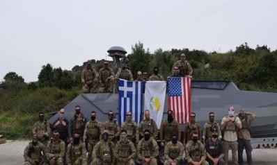 التعاون العسكري بين واشنطن وأثينا: مشهد جيوسياسي جديد في شرق المتوسط
