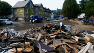 الأضرار الناجمة عن الفيضانات بألمانيا تكبد شركات التأمين 7 مليارات يورو