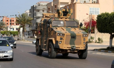 الإخوان يحشدون ألف مركبة عسكرية.. ماذا يحدث غربي ليبيا؟