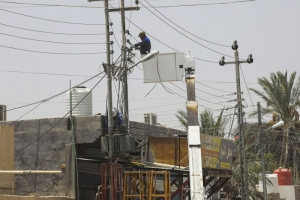 The systematic targeting of electricity towers in Iraq deepens suspicions towards Irans militias