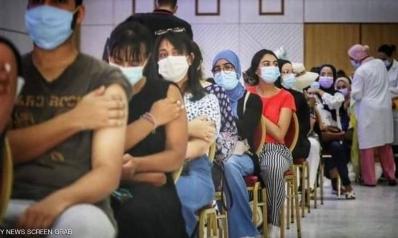 تونس.. تطعيم مليون ونصف ضد كورونا ومؤشرات الإصابة بتراجع