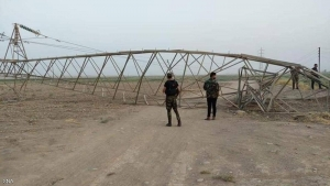 The war of energy towers in Iraq.. from Karbala to Salah al-Din and Nineveh