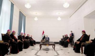 الكاظمي يدعو العراقيين المسيحيين مجدداً للعودة إلى البلاد