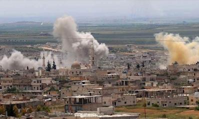 تصعيد محتمل : فرص اندلاع حرب حول درعا بعد خريطة الطريق الروسية