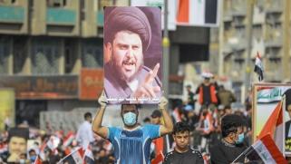 الصدر يقدم نفسه لواشنطن ولندن كعراب معتدل لرئاسة الحكومة العراقية
