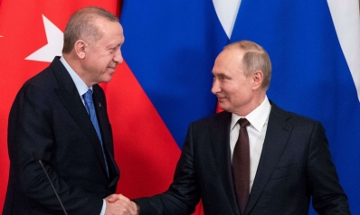 هل يوفّق بوتين وأردوغان بين مصالحهما المتعارضة في قمتهما المقبلة