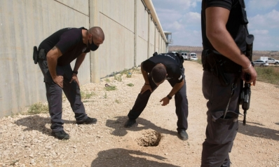 صدمة في إسرائيل بعد فرار فلسطينيين من سجن جلبوع