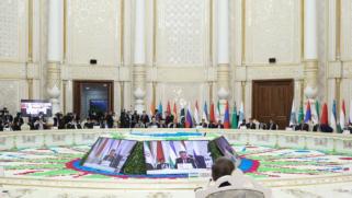 قمة منظمة شنغهاي تدعو إلى تسوية سريعة للوضع وتشكيل حكومة شاملة في أفغانستان