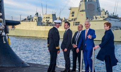 صفقة الغواصات الأسترالية تعزز المخاوف من مخاطر الانتشار النووي في المنطقة
