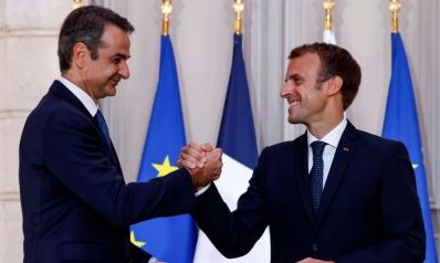 فرنسا تبيع سفنا حربية لليونان.. رسالة مزدوجة إلى واشنطن وأنقرة