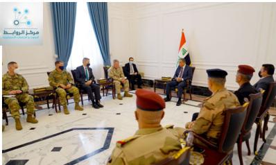 حصريًا للروابط …الكاظمي يلتقي ماكنزي في بغداد لتنفيذ تفاهمات الحوار الاستراتيجي