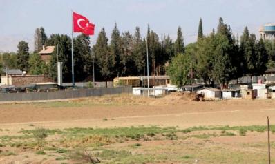 الحدود التركية حلم السوريين للعبور إلى أوروبا