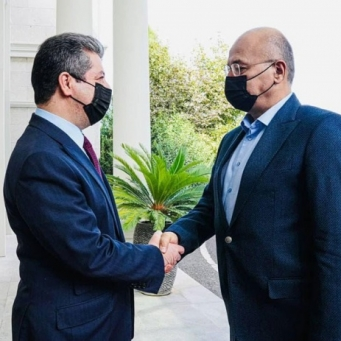 Barham Salih looks forward from Erbil to a second term - I have a lot to offer for the post of president