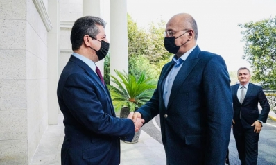 برهم صالح يتطلع من أربيل إلى ولاية ثانية: لدي الكثير لأقدمه لمنصب الرئيس