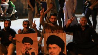 كتلة الصدر في المقدمة.. قوى سياسية ومسلحة ترفض نتائج انتخابات العراق