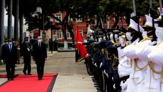 أردوغان يعرض لعب دور بديل عن فرنسا في الحرب على الإرهاب في أفريقيا