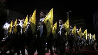 نصرالله يلوح بسحق خصوم حزب الله: 100 ألف مقاتل جاهزون بعتادهم للقتال