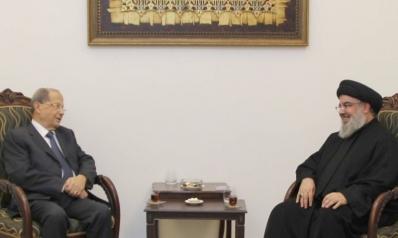 أحداث بيروت تسبيق لتخارج انتخابي طائفي بين حزب الله وعون