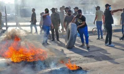 الأحزاب العراقية الخاسرة تجري بروفا تصعيد للنزول إلى الشارع